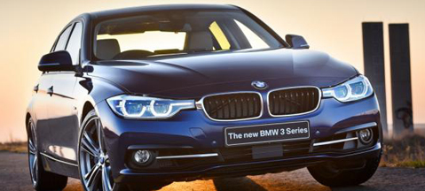 BMW will use biogas