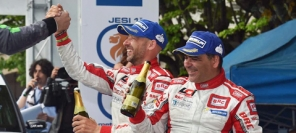 BRC on podium in 2015 Rally Adriatico