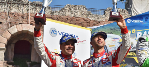 Basso second in Rally Due Valli