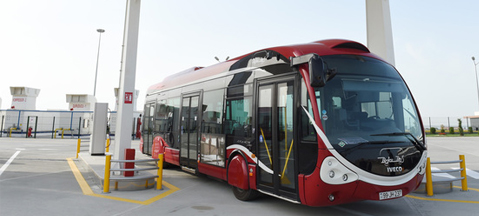 CNG begins in Azerbaijan