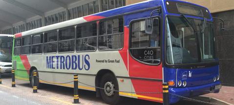 CNG buses coming to Johannesburg