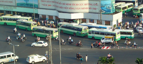 CNG buses for Vietnam with World Bank's money