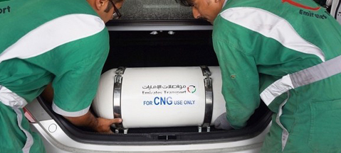 CNG coming to United Arab Emirates
