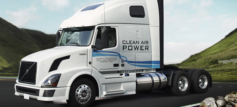EPA certificate for Clean Air Power