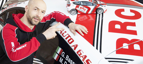 Giandomenico Basso and BRC together for 2015