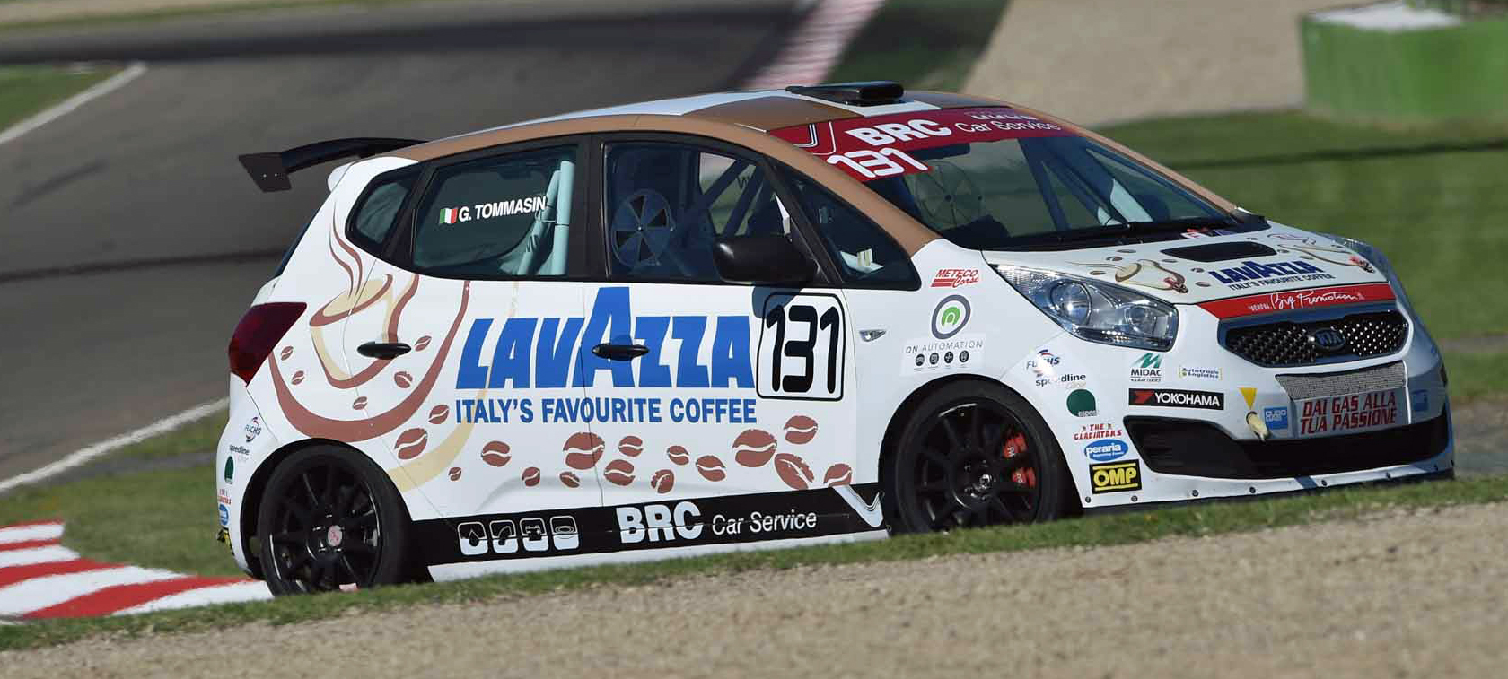Green Hybrid Cup 2015 at Imola
