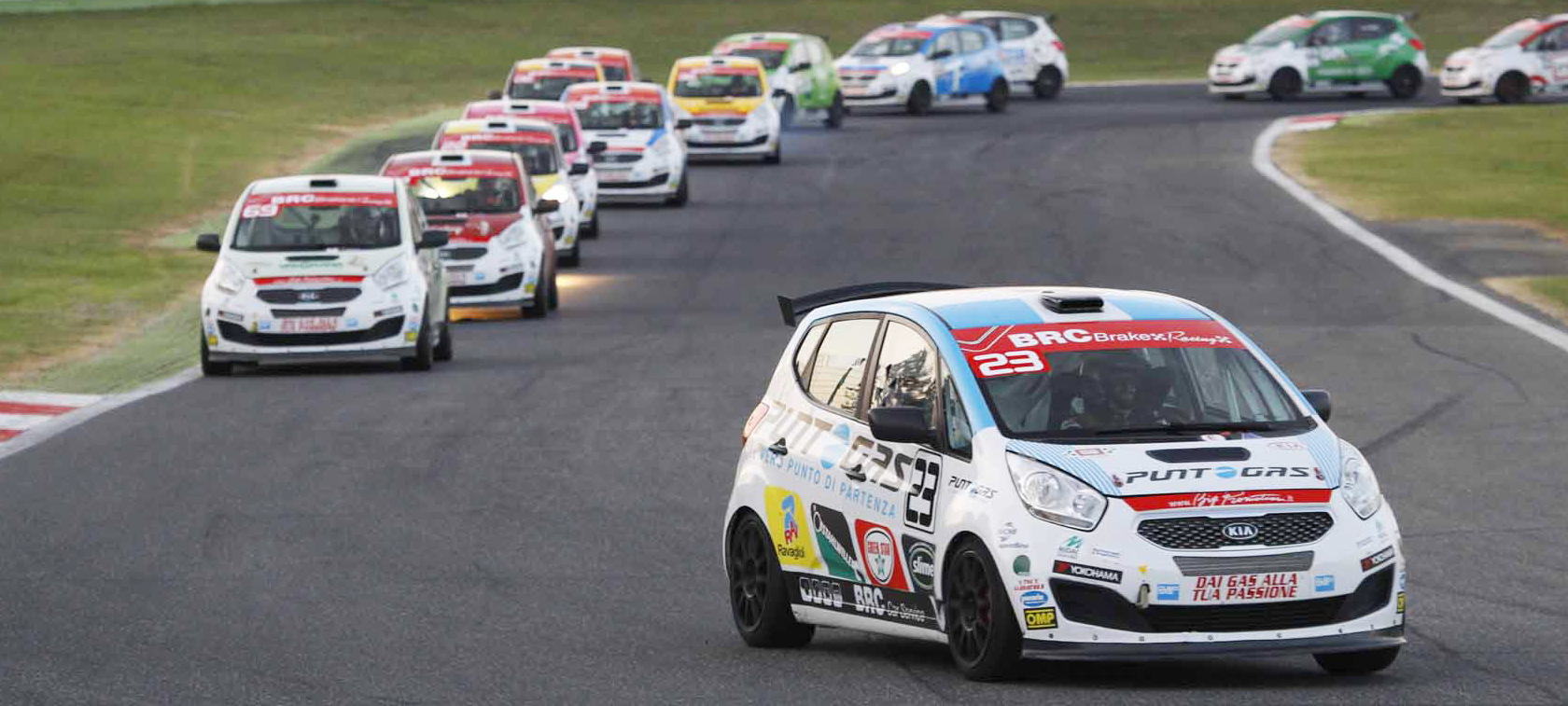 Green Hybrid Cup 2015 at Vallelunga