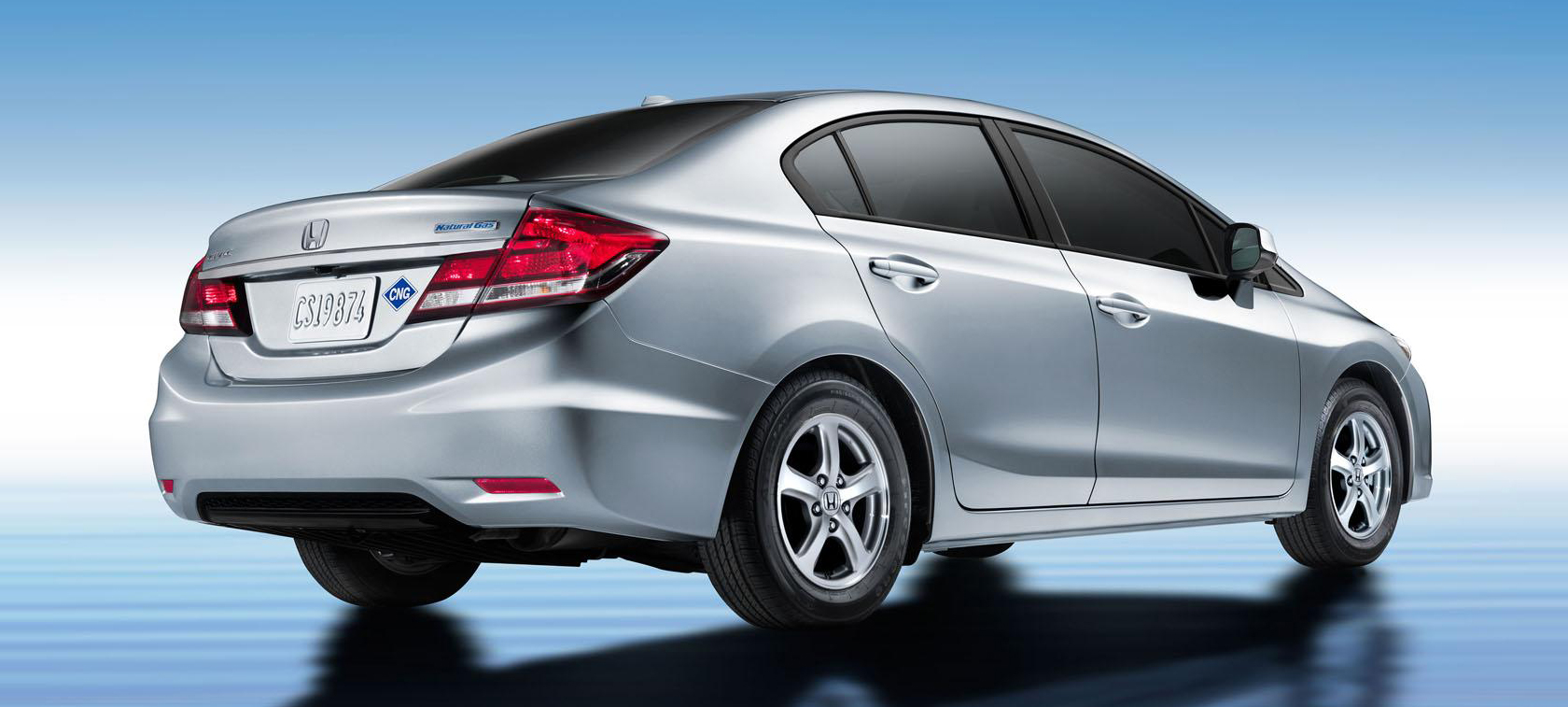 Honda pulls plug on Civic CNG