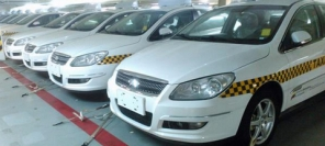 Mon Chery - CNG taxis for Venezuela