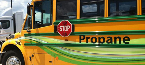 More LPG school buses underway in Texas