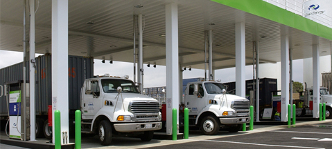 Natural gas semi-truck tractors: yay or nay?