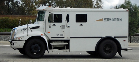 PHEV-RNG armoured truck - protects it all