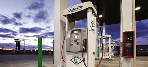 Pennsylvania funds CNG conversions