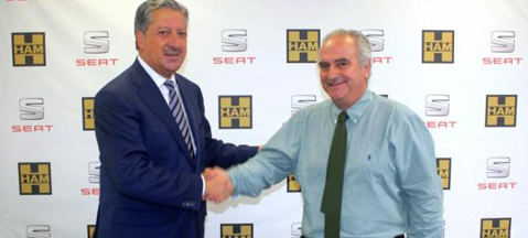 Seat and HAM to boost NGV sales in Spain