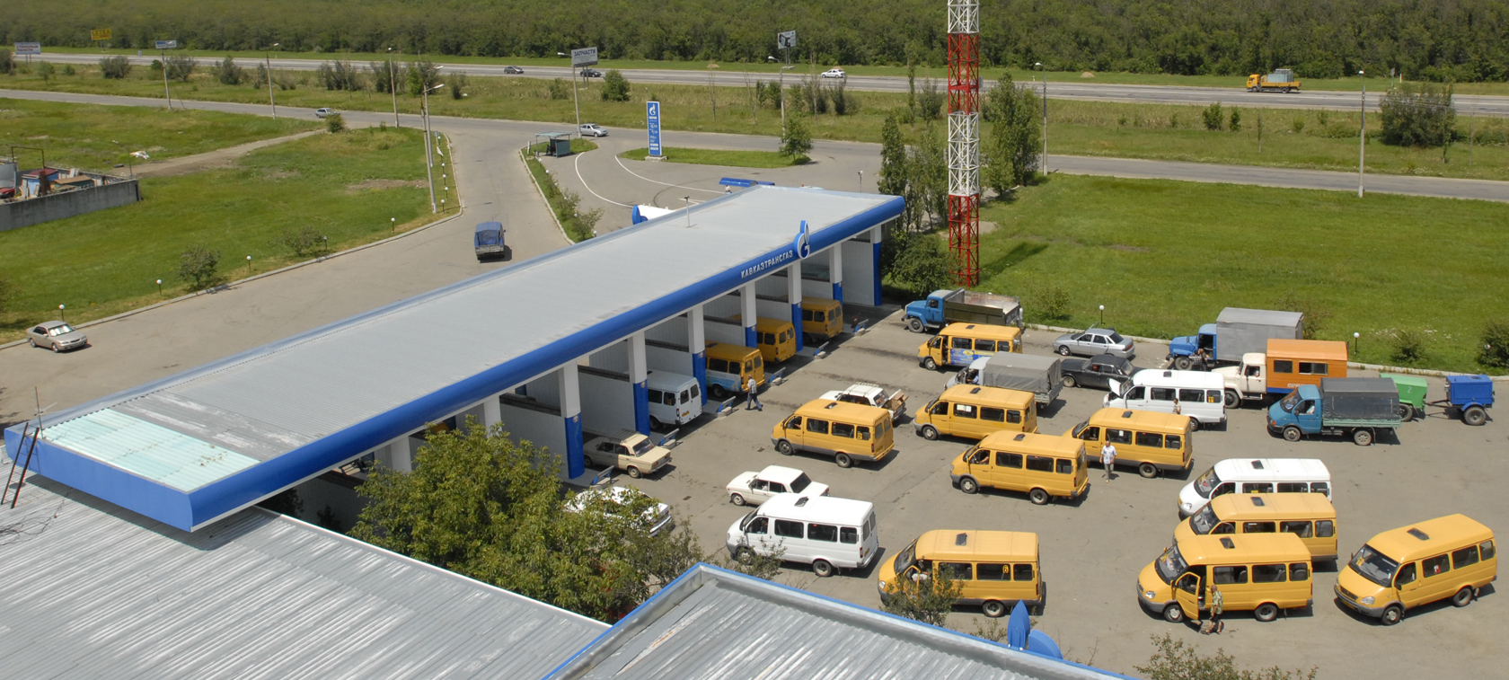 Stavropol to gain four CNG stations