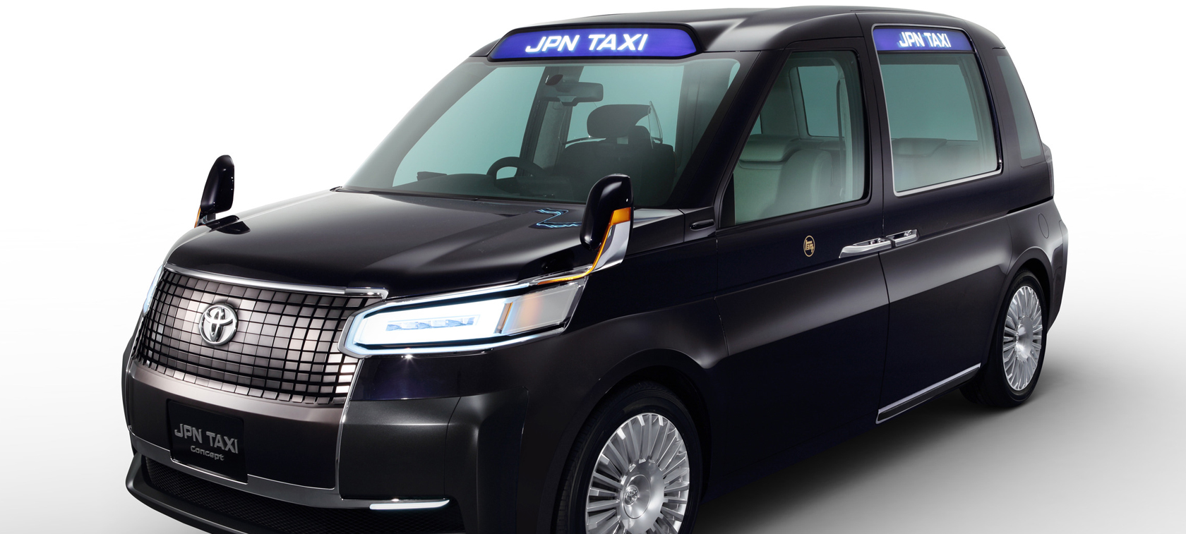 Toyota JPN Taxi - dreams come true