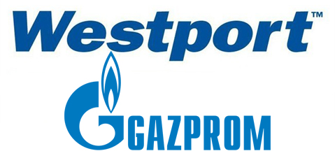 Westport and Gazprom sign a deal