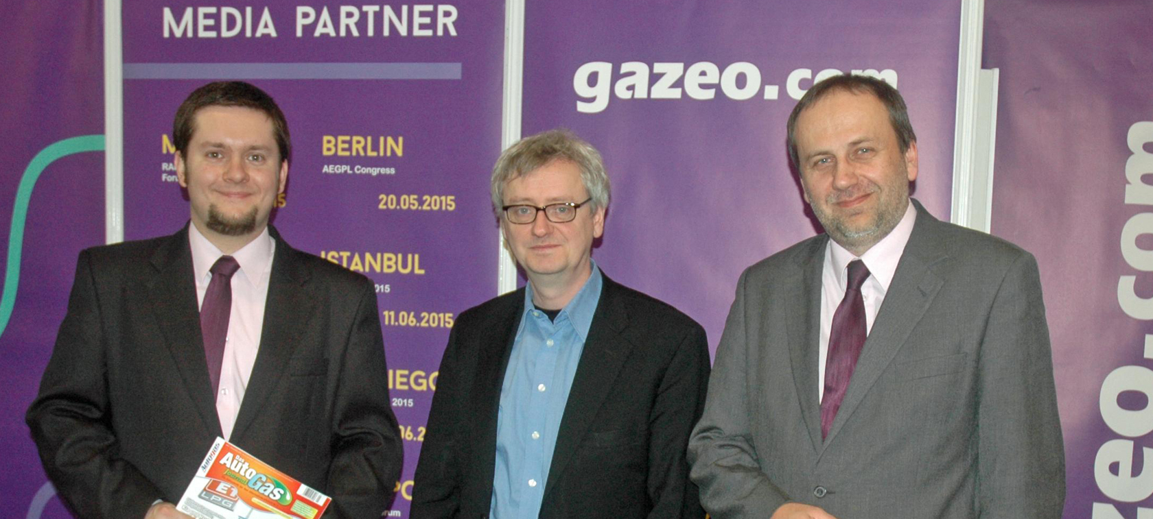 gazeo.com and AutoGas Journal set to cooperate