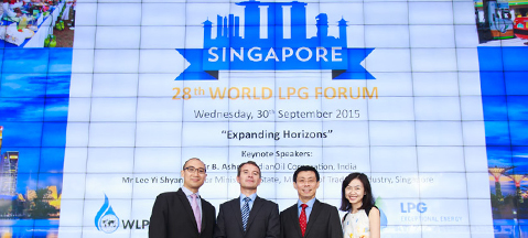 The 28th World LPG Forum - from Asia with love