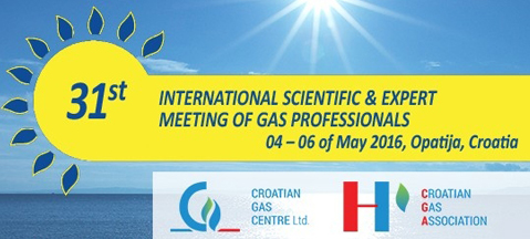 Agenda of the 31st Meeting of Gas Professionals revealed