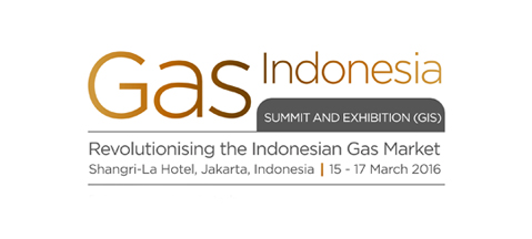 Gas Indonesia Summit and Exhibition 2016
