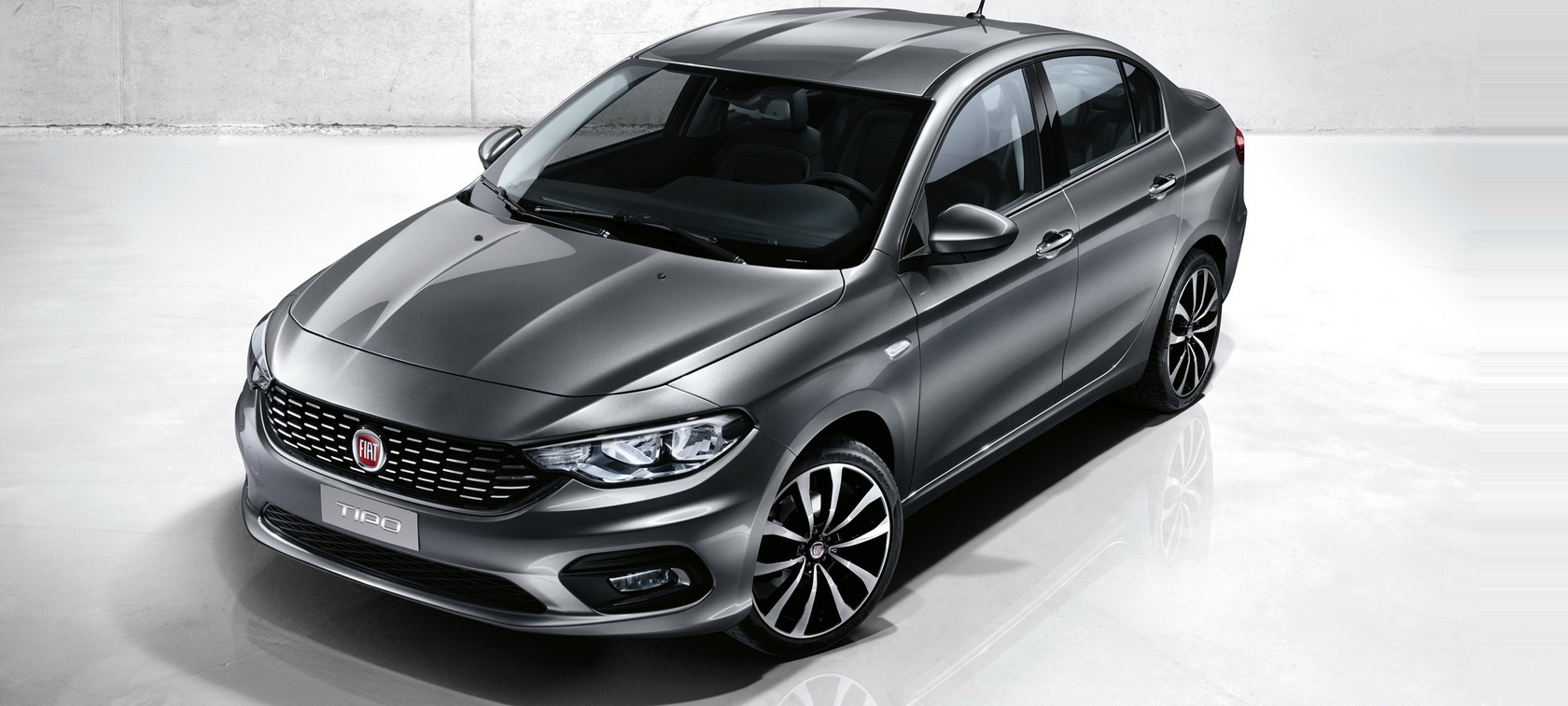 Fiat Tipo LPG - the top type