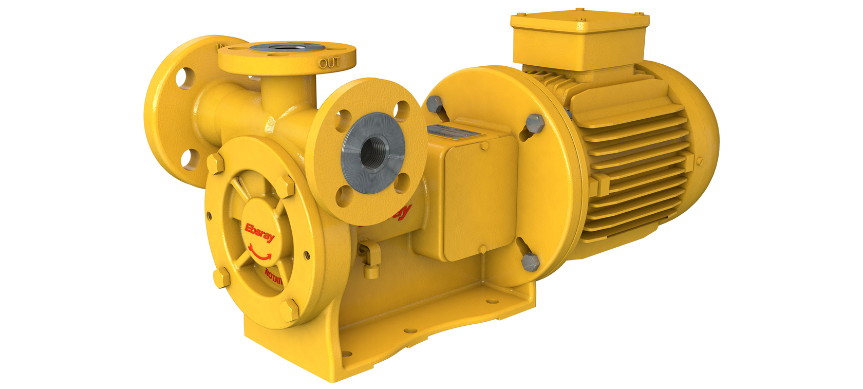 Ebsray Launches RC40 Regenerative Turbine Pump