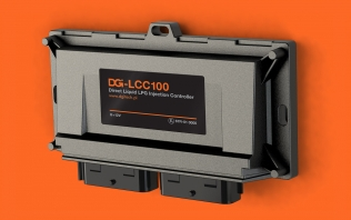 DGI LCC 6th generation autogas system ECU