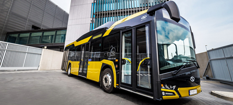 All-new Solaris CNG debuts in Hanover