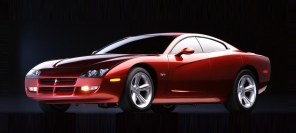 Dodge Charger Concept - CNG that never was