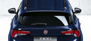 Fiat Tipo LPG - new body styles, new engine