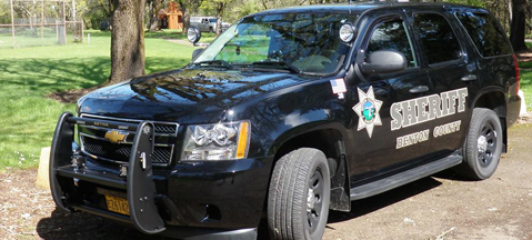 Another Oregon sheriff saves with autogas