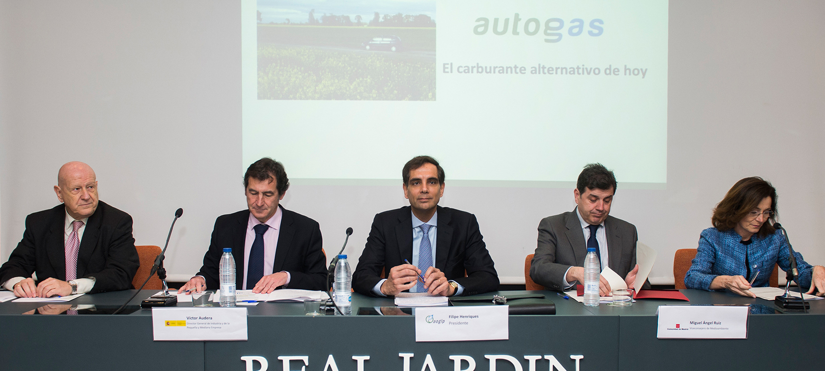 Autogas grows significantly in Spain