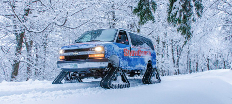 Autogas on track at Mount Washington