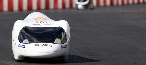 CNG wins the 2016 Shell Eco-Marathon