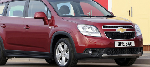 Chevrolet Orlando LPG recalled