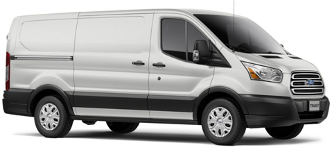 Ford Transit LPG - proves a point