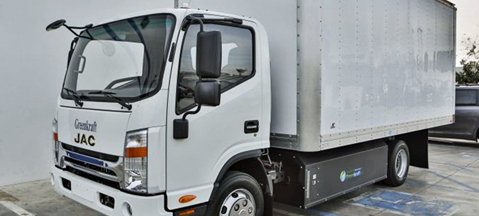 Greenkraft's LPG/CNG system EPA/CARB-certified