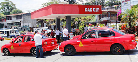 Honduras enters the LPG autogas path