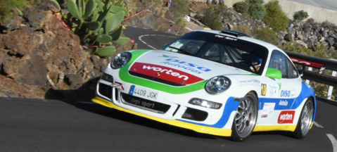 LPG Porsche climbs to the top
