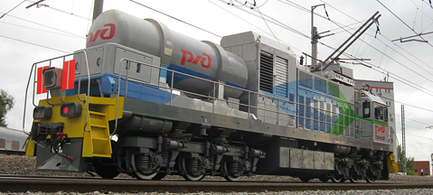 Methane to hit the rails in Russia