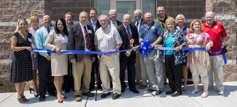 Public autogas station opens in Georgetown