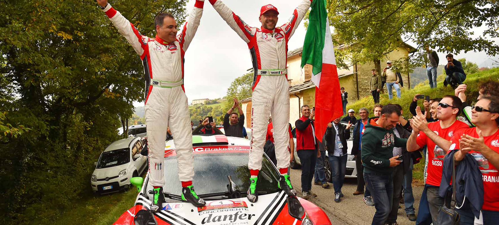 Rally Due Valli 2016 - Basso is champion!