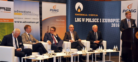 LNG in Poland and Europe - historic moment
