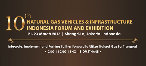 10th NGV & Infrastructure Indonesia Forum