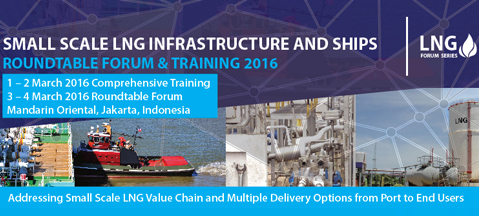 LNG Infrastructure and Ships Forum & Training