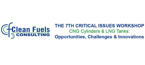 CNG Cylinders & LNG Tanks workshop 2016