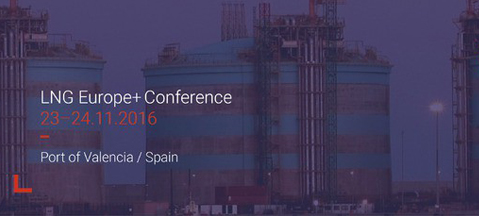 LNG Europe+ 2016 - fuelling the future