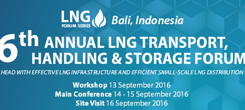 LNG Transport, Handling & Storage Forum 2016