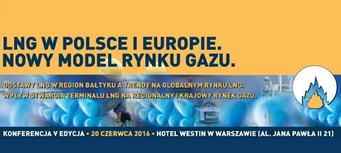 LNG in Poland and Europe 2016